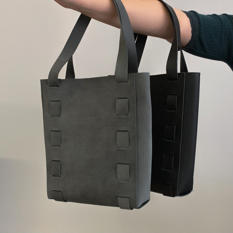 """Picture of """"Kimolos"""" Leather Bag"""